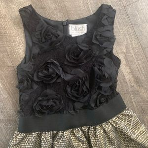Girls adorable great quality dress
